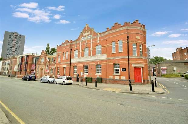 1 Bedroom Flat for sale in Flat 14, The Citadel, Mottram Street, Stockport, Cheshire