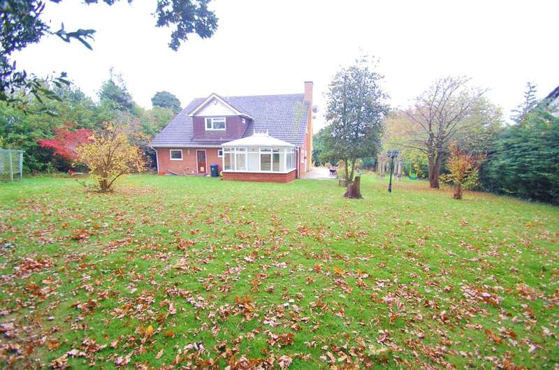 4 Bedrooms Detached House for sale in Beeches Road, Farnham Common, SL2