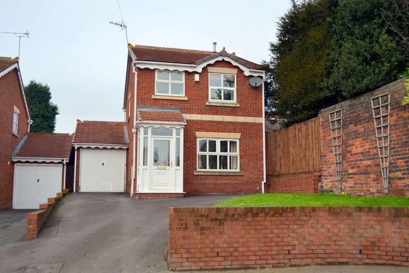 3 Bedrooms Detached House for sale in ** NOW AVAILABLE ** Cinder Road, Lower Gornal