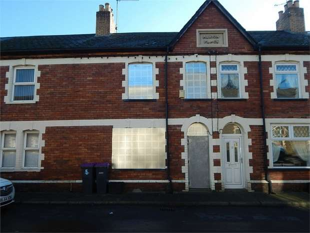 2 Bedrooms Terraced House for sale in Albion Place, Hanbury Road, Pontnewynydd, Pontypool, Torfaen