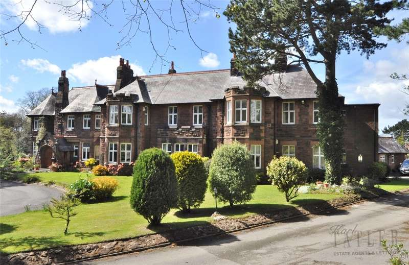 3 Bedrooms Flat for sale in Torpenhow, Montgomery Hill, West Kirby