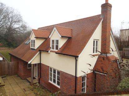 4 Bedrooms House for sale in 49a Roselands Gardens, Highfield, Southampton
