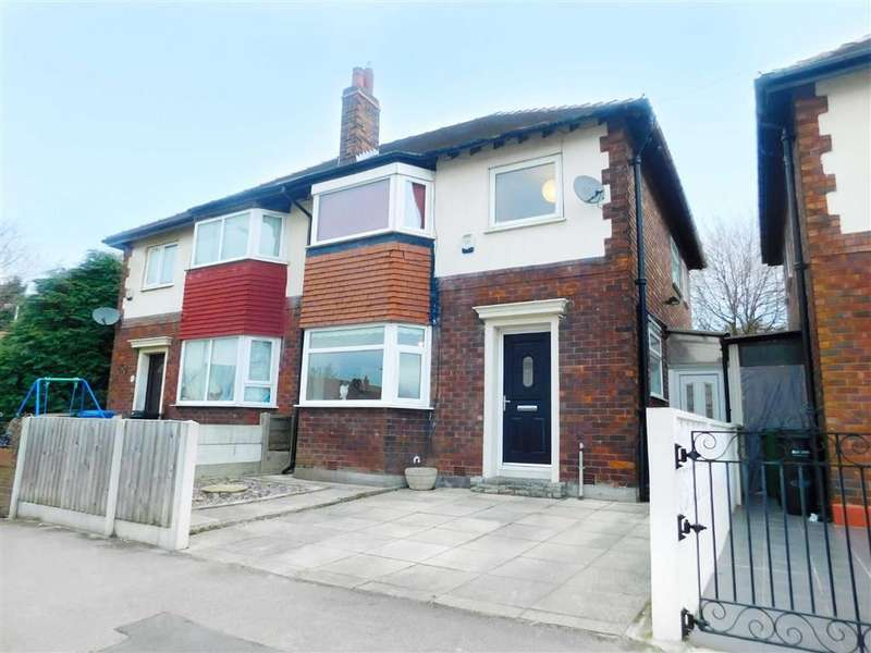 3 Bedrooms Property for sale in Siddington Avenue, Stockport, Stockport
