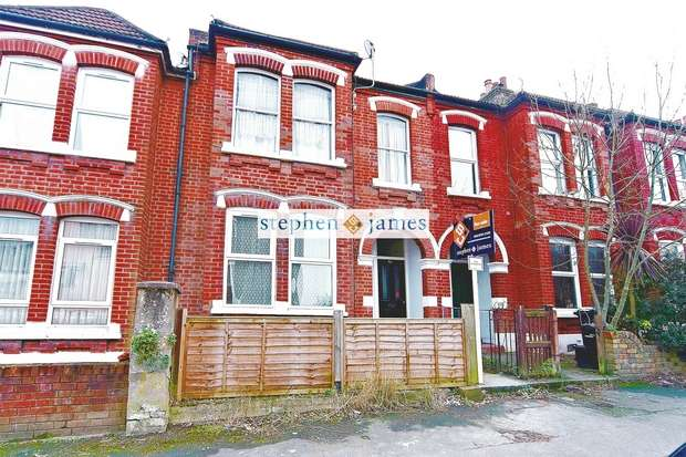 2 Bedrooms Maisonette Flat for sale in Darlington Road, West Norwood, London