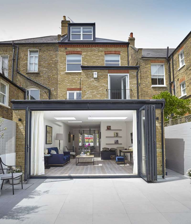 4 Bedrooms House for sale in Gavelston Road, East Putney, SW15