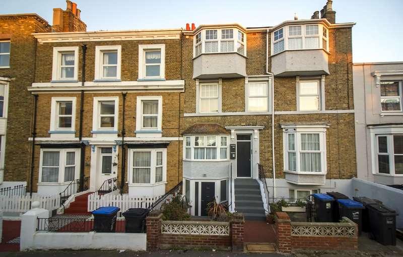 4 Bedrooms Maisonette Flat for sale in Sweyn Road