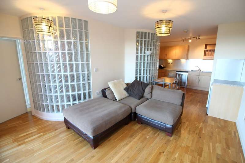 1 Bedroom Apartment Flat for sale in Foundry Lane, Cardinal Lofts