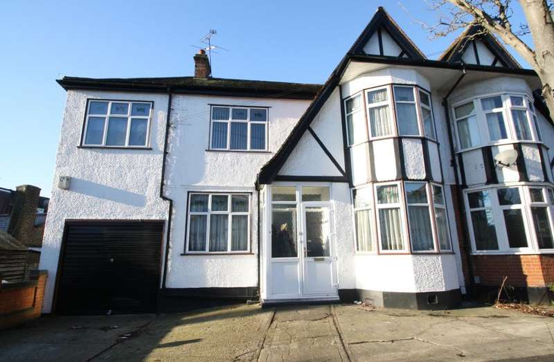 4 Bedrooms End Of Terrace House for sale in Avondale Crescent, Redbridge, Essex