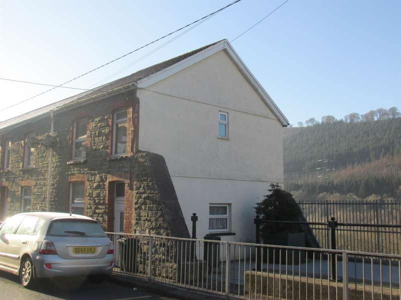 4 Bedrooms Terraced House for sale in Mount Pleasant, Merthyr Vale, Merthyr Tydfil