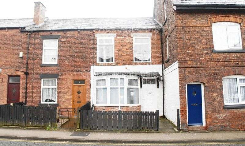 3 Bedrooms Terraced House for sale in Leigh Road, Atherton, Manchester, Greater Manchester. M46 0PA