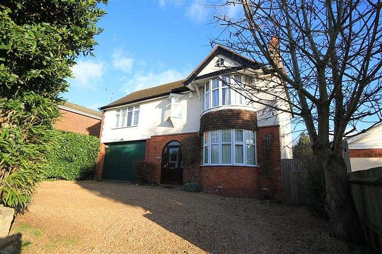 5 Bedrooms Detached House for sale in Church Road, Earley, Reading, RG6