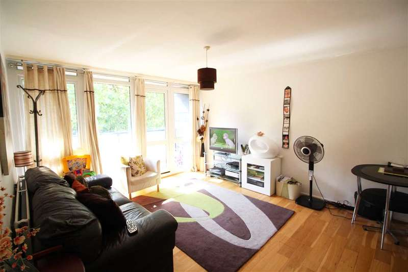 1 Bedroom Flat for sale in Ramilles Close, Brixton