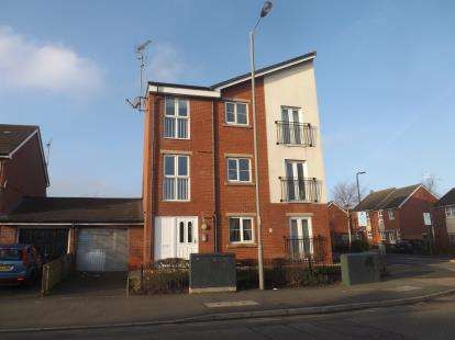 2 Bedrooms Flat for sale in Robson Street, Liverpool, Merseyside, L5
