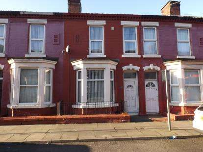 2 Bedrooms Terraced House for sale in Newman Street, Kirkdale, Liverpool, Merseyside, L4