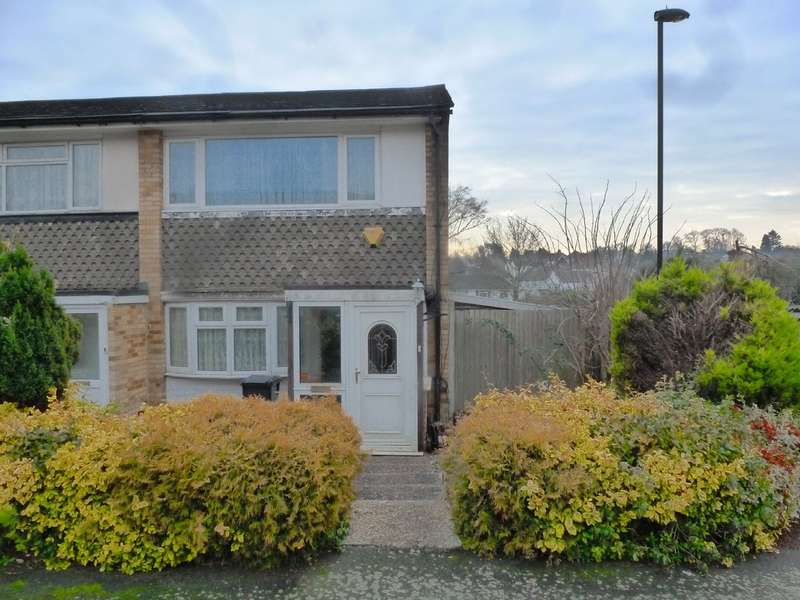 2 Bedrooms End Of Terrace House for sale in Bruce Drive, South Croydon, CR2 8SL