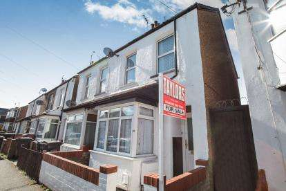 2 Bedrooms Semi Detached House for sale in Letchworth Road, Luton, Bedfordshire, Leagrave