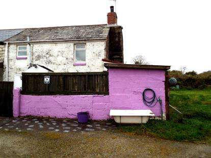 2 Bedrooms Semi Detached House for sale in Nanpean, St. Austell, Cornwall