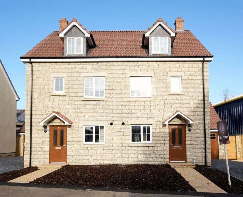 4 Bedrooms Semi Detached House for sale in Cobblers Way, Westfield