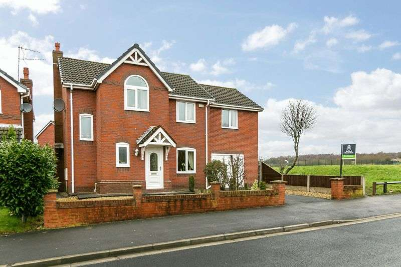 4 Bedrooms Detached House for sale in Darby Lane, Hindley, WN2 3AP