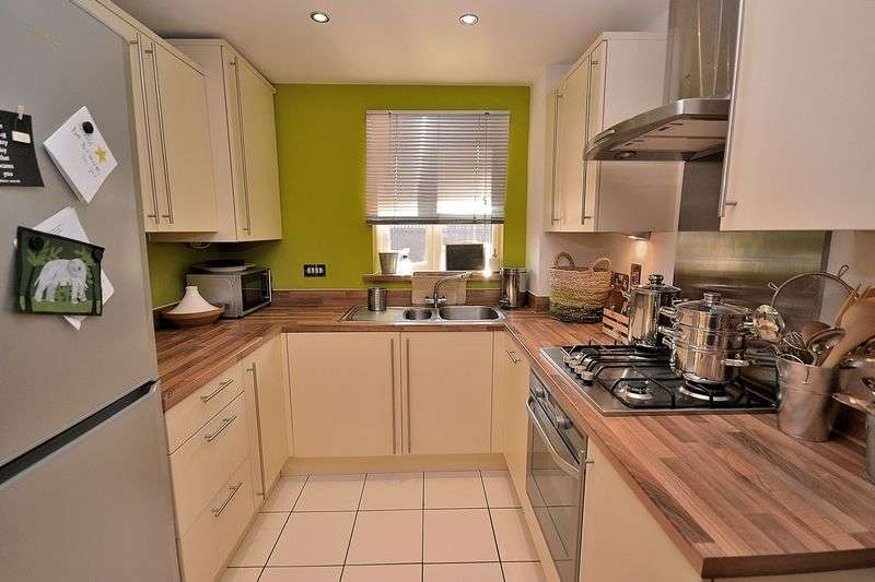 2 Bedrooms Flat for sale in Bunting Drive, Leighton Buzzard