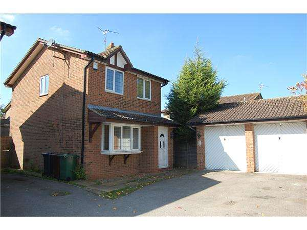 3 Bedrooms Detached House for sale in Merestone Road, Corby