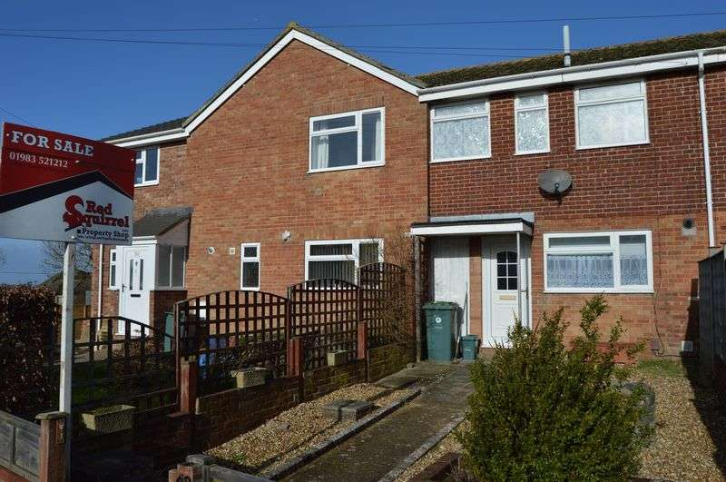 3 Bedrooms Terraced House for sale in Venner Avenue, Cowes