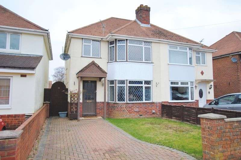 3 Bedrooms Semi Detached House for sale in Luton Road, Sholing