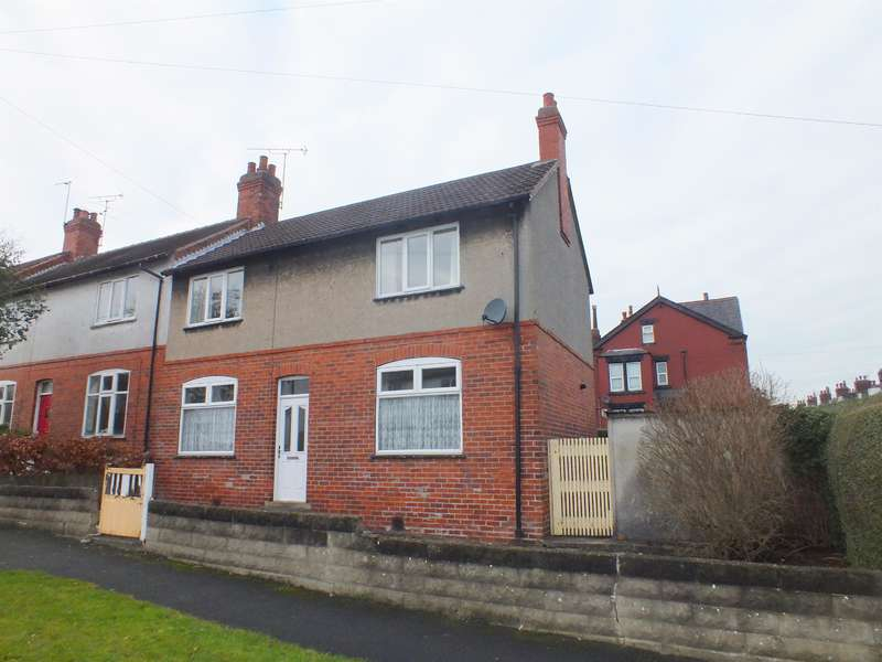 3 Bedrooms Terraced House for sale in Roman Crescent, Roundhay, Leeds, LS8 2DW