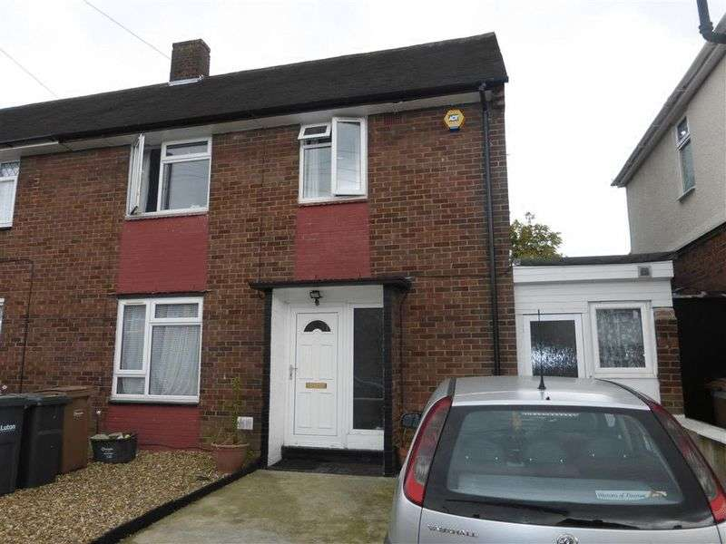 3 Bedrooms Semi Detached House for sale in Three Bed Semi in Leagrave with Annex