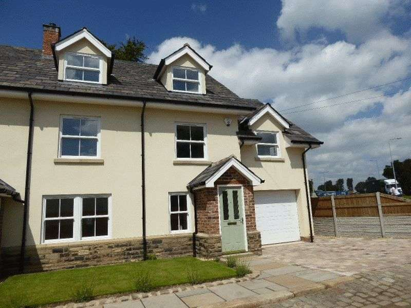 4 Bedrooms Semi Detached House for sale in Bolton Road , Wigan