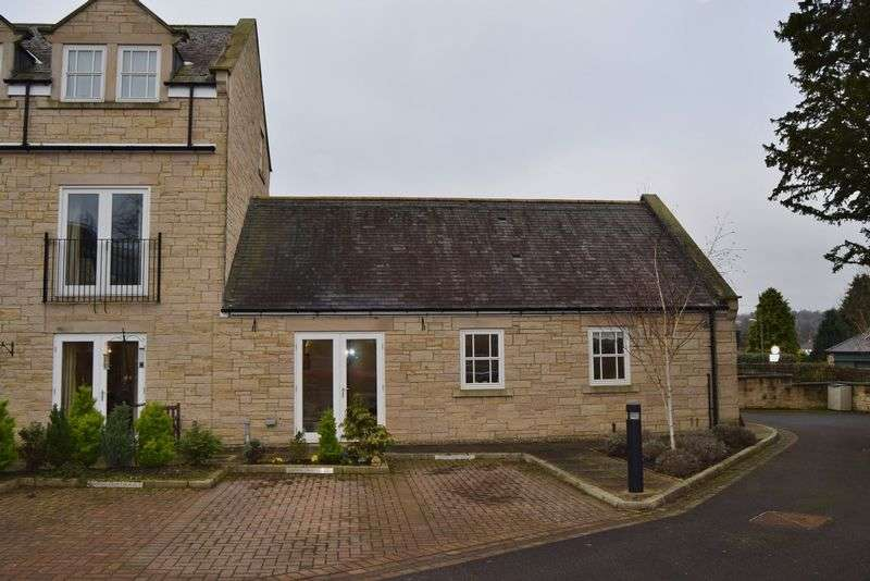 2 Bedrooms Flat for sale in Haining Croft, Hexham