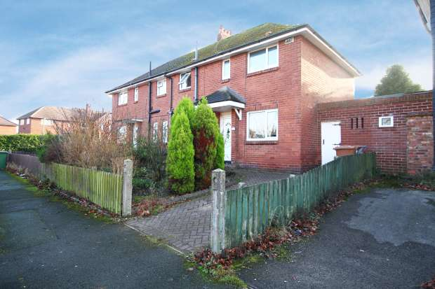 3 Bedrooms Semi Detached House for sale in Gilroy Road, Wirral, Lancashire, CH48 6DQ