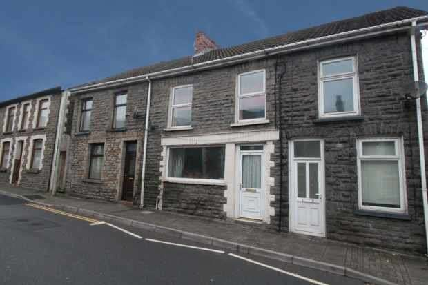 3 Bedrooms Terraced House for sale in High Street, Porth, Rhondda Cynon Taff, CF39 9EY