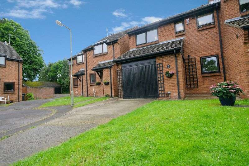 3 Bedrooms Semi Detached House for sale in ROWLAND CLOSE