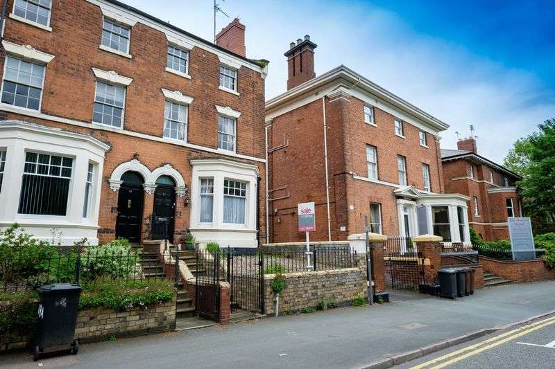 4 Bedrooms Terraced House for sale in Tettenhall Road, Wolverhampton