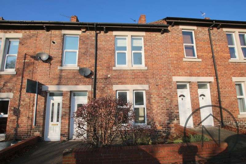 2 Bedrooms Flat for sale in Mowbray Street, Heaton, Newcastle Upon Tyne