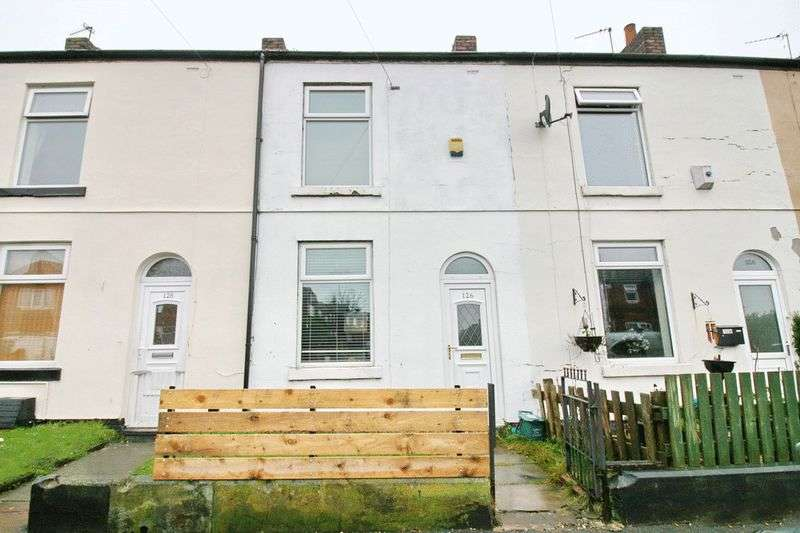 2 Bedrooms Terraced House for sale in Mossfield Road, Swinton Manchester