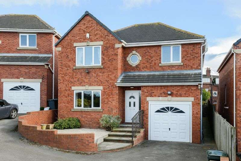 5 Bedrooms Detached House for sale in Crown Well Hill, Barnsley