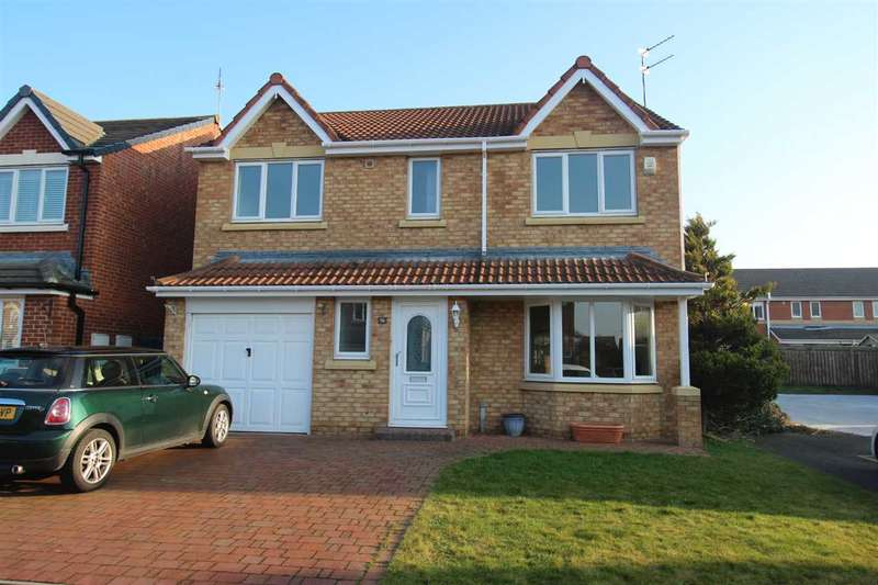 4 Bedrooms Detached House for sale in Meadowbank, Dudley