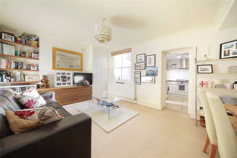 1 Bedroom House for sale in Huguenot Terrace, Battersea, London, SW18