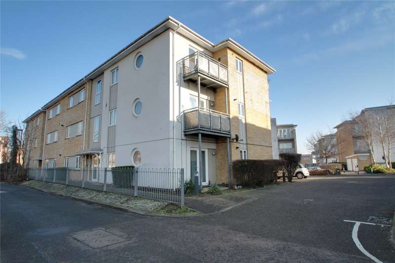 2 Bedrooms Apartment Flat for sale in Keel House, Bridge Wharf, Chertsey, Surrey, KT16