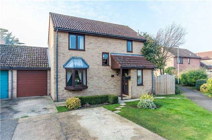 3 Bedrooms Link Detached House for sale in Providence Way, Waterbeach, Cambridge