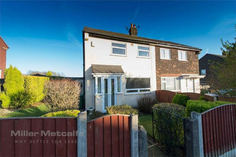 2 Bedrooms Semi Detached House for sale in Anfield Road, Great Lever, Bolton, Lancashire