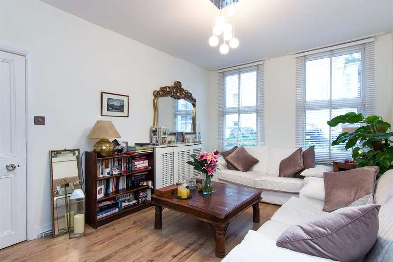 1 Bedroom Flat for sale in Burlington Court, Spencer Road, London, W4