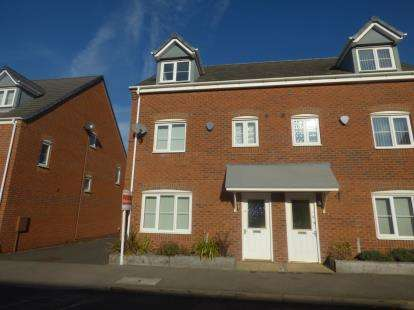 4 Bedrooms Semi Detached House for sale in Valley Drive, Wilnecote, Tamworth, Staffordshire