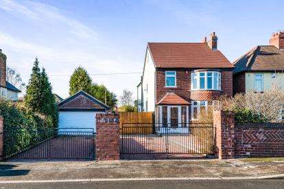 4 Bedrooms Detached House for sale in New Road, Brownhills, Walsall, West Midlands