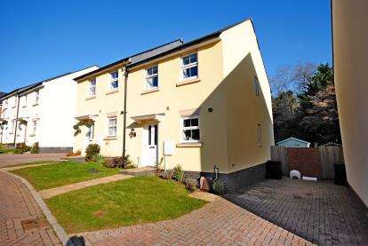 2 Bedrooms Semi Detached House for sale in Sidmouth, Devon