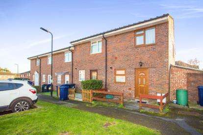 2 Bedrooms End Of Terrace House for sale in Lancaster Road, Northolt, Middlesex, England