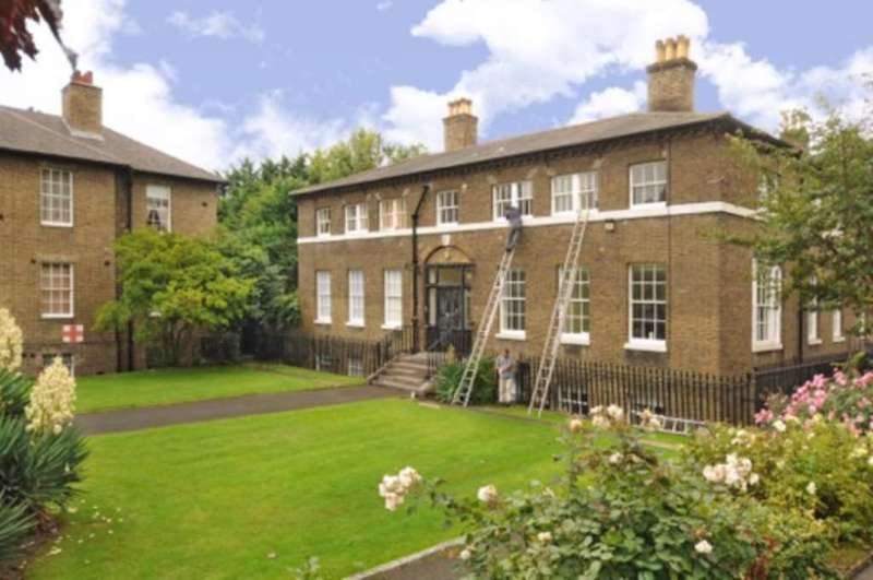 1 Bedroom Apartment Flat for sale in Connaught Mews, London