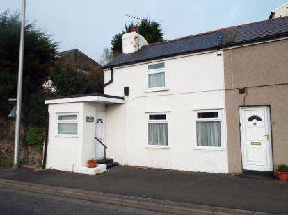 1 Bedroom End Of Terrace House for sale in Sea View Cottages, Deganwy, Conwy, LL31